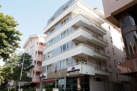 Ankara Metropol Özel Kız Öğrenci Yurdu