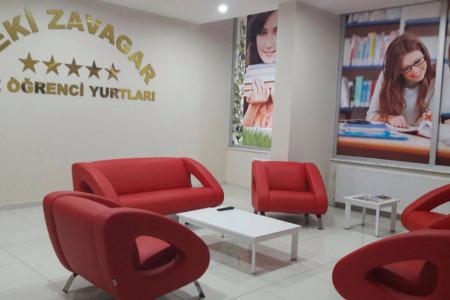 Samsun Zeki Zavagar Kız Öğrenci Yurdu