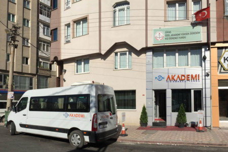 Sivas MEB Akademi Kız Öğrenci Yurdu