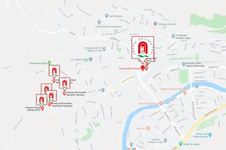 Amasya Üniversitesi Öğrenci Yurtları
