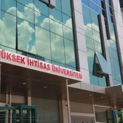 Ankara Yüksek İhtisas Üniversitesi