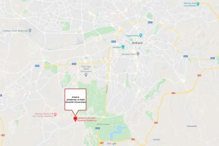 Ankara Jandarma ve Sahil Güvenlik Üniversitesi Öğrenci Yurtları