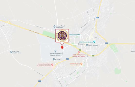 Erzurum Atatürk Üniversitesi Öğrenci Yurtları