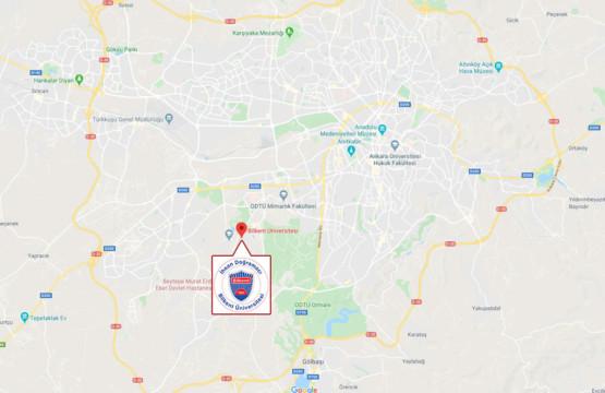 Ankara Bilkent Üniversitesi Öğrenci Yurtları