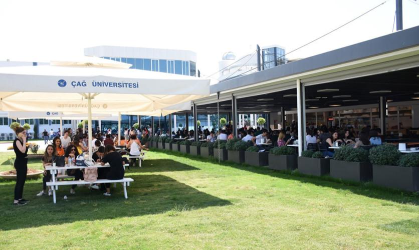 Mersin Çağ Üniversitesi Öğrenci Yurtları