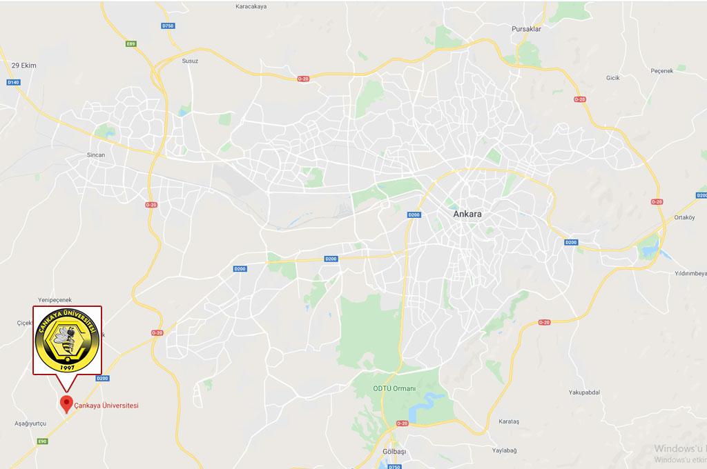 Ankara Çankaya Üniversitesi Öğrenci Yurtları