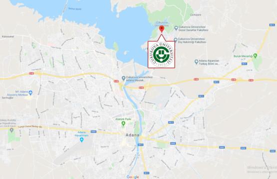 Adana Çukurova Üniversitesi Öğrenci Yurtları