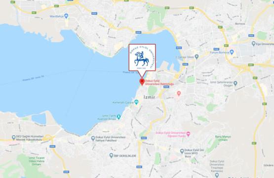 İzmir Dokuz Eylül Üniversitesi Öğrenci Yurtları