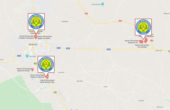 Harran Üniversitesi Öğrenci Yurtları